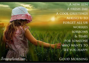 Good Morning Orkut Scraps, Good Morning Greetings, Wishes & Free ...