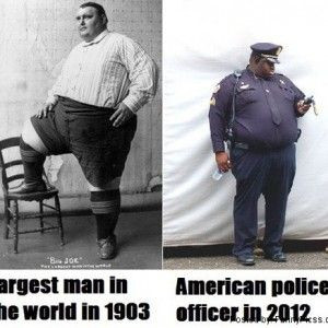Funny Quotes about Obesity in America