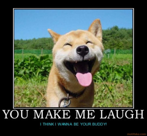 Funny April Fools Day - Animals Laughing (3)