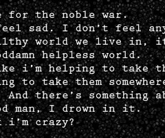 ... Back > Quotes For > Tate Langdon Quotes I Prepare For The Noble War
