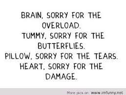 Brain Overload Quotes Quotesgram