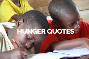 Read & share facts about hunger, school feeding and maternal health.