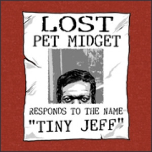 Lost Pet Midget Rude Tshirts midget Funny Animated Rude Jokes