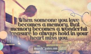 Missing Someone In Heaven Sayings