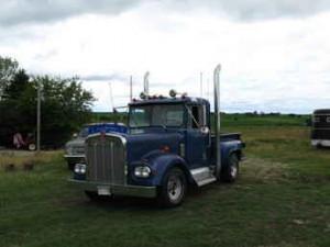 Kenworth Pickup Truck Conversion