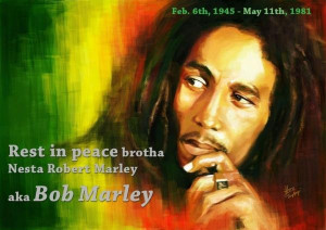 Death anniversary quotes, meaning, sayings, bob marley