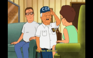 Officer Cotton Hill, On the Beat ( i.imgur.com )