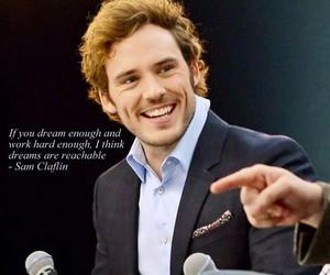 Sam Claflin Quote