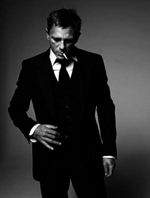 Daniel CraigJamesbond, Daniel Craig, 3 Piece Suits, James Bond ...