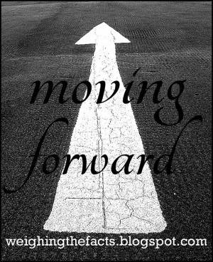 ... instead focus on what to do next spend your energies on moving forward