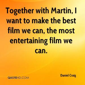 Daniel Craig Quotes   QuoteHD