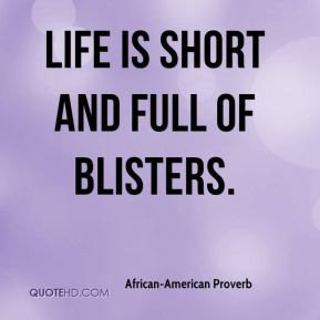 More African-American Proverb Quotes