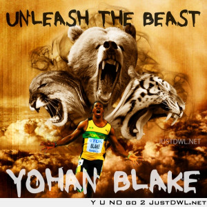 Yohan Blake, Unleash the Beast