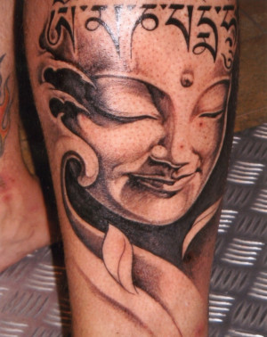 Buddhist Tattoos – Designs and Ideas