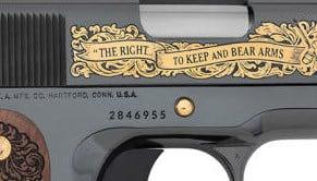 Second Amendment® Tribute .50-Cal. Revolver