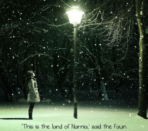 This Is Narnia | C. S. Lewis Quotes