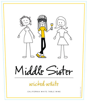 Middle Sister Wine?!