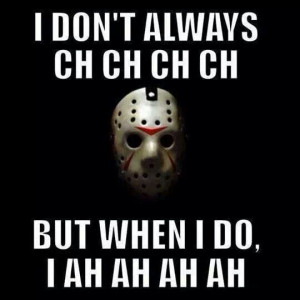 Happy Friday the 13th! #humor