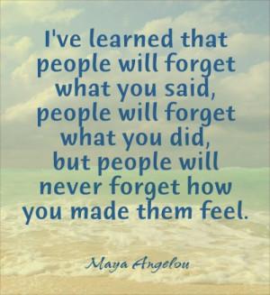 Forgeting Sad Quotes