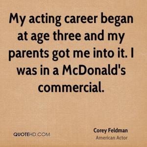 Corey Feldman Quotes