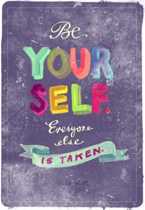 Clever quotes, best, deep, sayings, be yourself