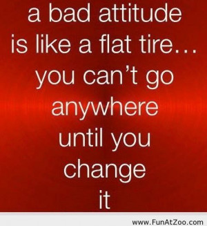 Fear of inspirational positive one as negative-attitude sayings