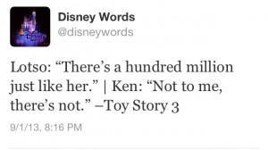 Disney Movie Quotes