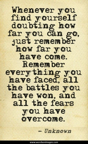 Inspirational Quotes About Overcoming Obstacles. QuotesGram