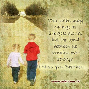 MISS YOU MY BRO