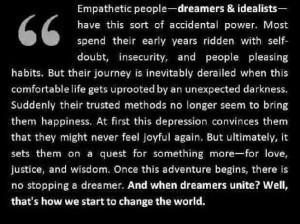 Dreamers & Idealist
