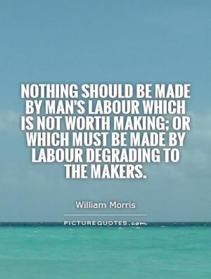 William Morris Quotes