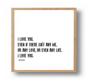 ZELDA FITZGERALD Love Quote Print, Literary Gift for Book Lover ...