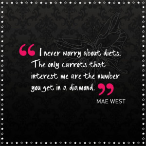 Famous Diamond Quotes Jeweller Blog
