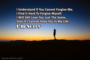 Can You Forgive Me Quotes