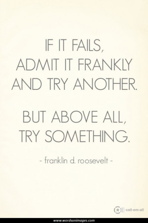 Fdr quotes