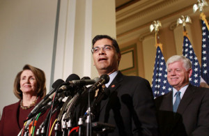 Rep. Xavier Becerra on