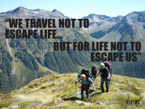 Inspirational Travel and Walking Quotes