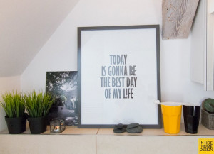 ... quote framed diy inspirational quote frame imagine framed quote to