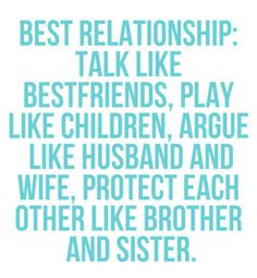 ... other like brother and sister - WeKOSH #quotes #quote #inspiration #