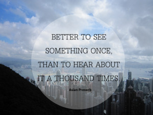 ... Post Invitation: The Travel Quotes That Inspires You The Most
