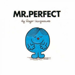 Mr. Men Library: Mr. Perfect - Roger Hargreaves Reviews