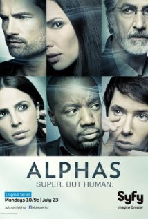 Alphas (2011) Poster
