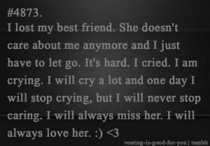 ... dont lose your best friends losing a best friend tumblr lose friends