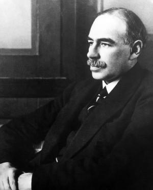 John Maynard Keynes: I Was For The Laffer Curve Before I Was Against ...