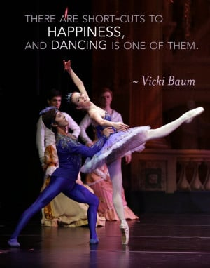 ... Vicki Baum. Photo by Paolo Galli #ballet #quote #inspiration #