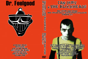 RE: Ian Dury & Dr. Feelgood - Sight & Sound 1977 (DVD-PAL)