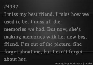 Quotes For I Miss You Best Friend Quotes Tumblr