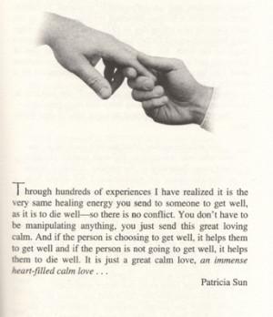 PATRICIA SUN quote