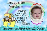 Christening & Baptism Quotes and Sayings