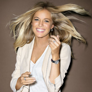 The Watch Quote: Photo - A new Sienna Miller image for Piaget ...